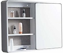 MJK Wall-Mounted Mirror,Mirror Cabinets Wood