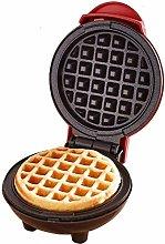 MJTP Electric Waffle Maker Iron,Mini Cake Waffle
