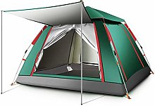 MJY 4-6 Man Camping Tent Automatic Pop up