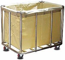 MJY Cart Recycling Vehicles,Heavy Duty Linen Cart