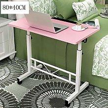 MJY Fibreboard Foldable Moveable Laptop Computer