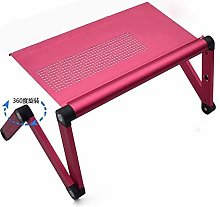 MJY Foldable Laptop Desk,Portable Laptop Desk