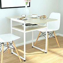 MJY Folding Table Simple Modern Notebook Home
