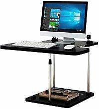 MJY Folding Table Standing Desk Wood Design for
