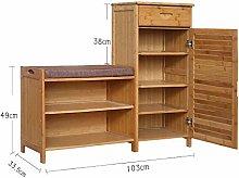 MJY High Quality Shoe Rackwooden Shoe Cabinet