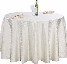 MKJ Home Tablecloths,Rectangular Tablecloth Round