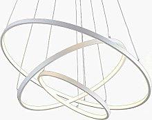 MKKM Ceiling Light,Led 95W Modern Pendant Light