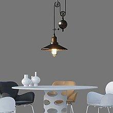 MKKM Chandelier,Conical Chandelier Lamp Downlight