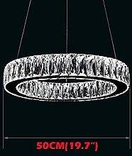 MKKM Chandelier,Crystal Led Chandelier Lights