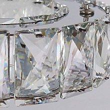 MKKM Chandelier,Modern Led Crystal Chandelier Home