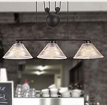 MKKM Chandelier,Vintage Dining Table Chandelier