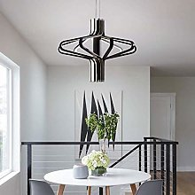 MKKM Creative Black Modern 1 Living Room Bedroom