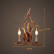 MKKM Creative Wall Lighting- Wall Lamp Led Resin