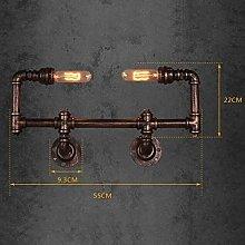 MKKM Creative Wall Lighting- Water Pipe Wall Lamp