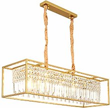 MKKM E14 American Crystal Luxury Chandelier