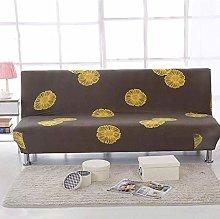 MKKM Household Slipcover,Sofa Cover,Armless Sofa