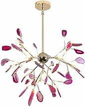 MKKM Nordic Firefly Agate Chandelier Lighting