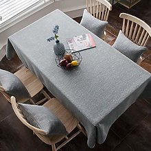 MKKM Square Rectangular Tablecloth Table Cloth
