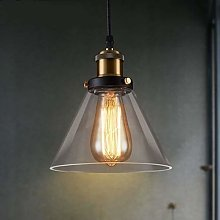 MKKM Vintage Industrial Pendant Lighting