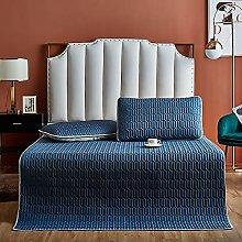 MKMKT Summer mat, latex ice silk bed sheet