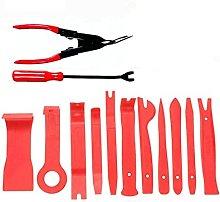 MKOIJN Car Panel Door Audio Trim Removal Tool Kit