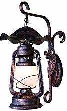 MKXF GYZLZZB Wall Lamp Horse Lamp Glass Lamps LED