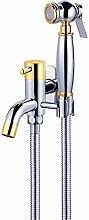 MLFPDXC-Brass Hand-held Toilet Toilet Sprayer
