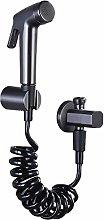 MLFPDXC-Gun Gray Handheld Toilet Bidet Sprayer ABS