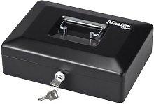 MLKCB10ML Small Cash Box with Keyed Lock - Master