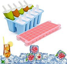 Mlryh Ice Lolly Moulds Set Popsicle Molds 10