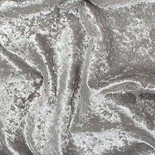 mm08enn Fire Retardant Soft Crushed Velvet Glitz