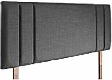 mm08enn new side bar bed headboard in linen fabric