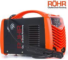 MMA-160FI - ARC Welder Inverter MMA 240V 160amp DC