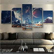 Mmdianpu Canvas Paintings Wall Art Pictures