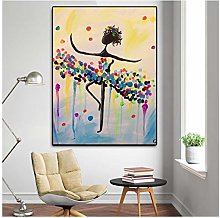 Mmdianpu Picture -Canvas Painting Abstract Print