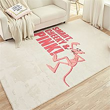 MMHJS Home Living Room Bedroom Bedside Pink Girl