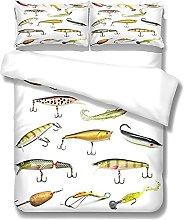MMHJS Simple Style Duvet Cover, Household Bedding,