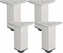 mmmy Aluminum Alloy Furniture Legs,Height