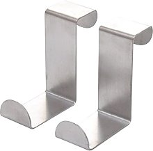 MMOOVV Door Hook Stainless Kitchen Cabinet Clothes