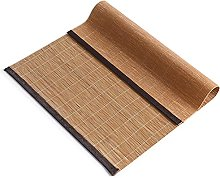 MMQGQ Japanese Style Bamboo Small Table Runner