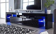 MMT Furniture Designs Ltd TV Cabinet, 200cm x 40cm