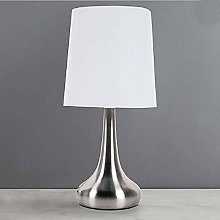 MND Stylish & Adorable Rimini Touch Lamp with Faux