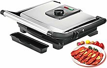 MNJM Electric Grill Home Indoor Grill Nonstick