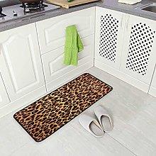 Mnsruu Animal Leopard Print Area Rug Rugs Floor