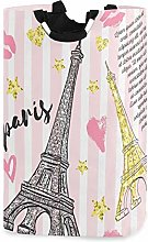 Mnsruu Eiffel Tower Kisses Love Heart And Stars
