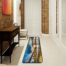 Mnsruu Manhattan New York City Collection Area Mat