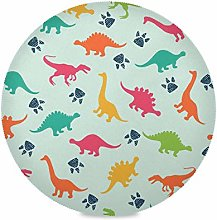 MNSRUU Placemats for Dining Table Set of 6