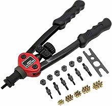 Moaly Easy Automatic Rivet Tool Set, Heavy Duty