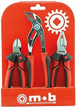 Mob 0000989001Tool Clips–Pack of 3