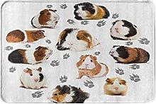 MOBEITI Anti-Slip Washable Soft Flannel Carpet,Ute